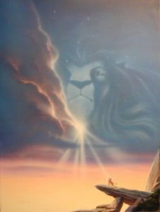 The Lion King poster concept