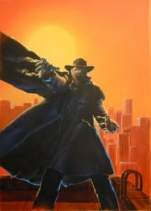 Darkman color concept art