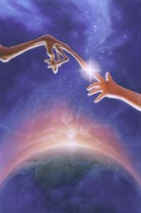 Original for ET poster