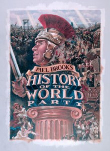 History of the World finished image for poster