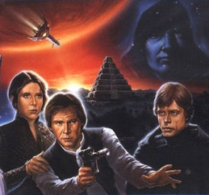 Book cover of 'Dark Apprentice'