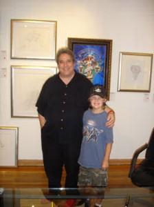John Alvin Comiccon 2006