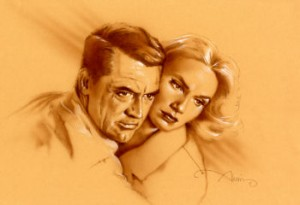 North by Northwest study