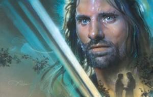 A Fierce Legacy (Aragorn)