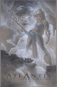 Concept work for Atlantis campaign