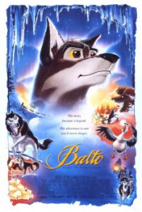 Finished poster from Balto