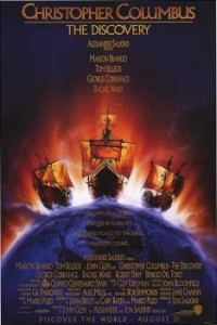 Christopher Columbus the Discovery poster