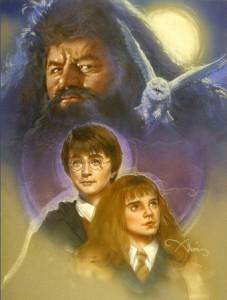 Hagrid's Wards