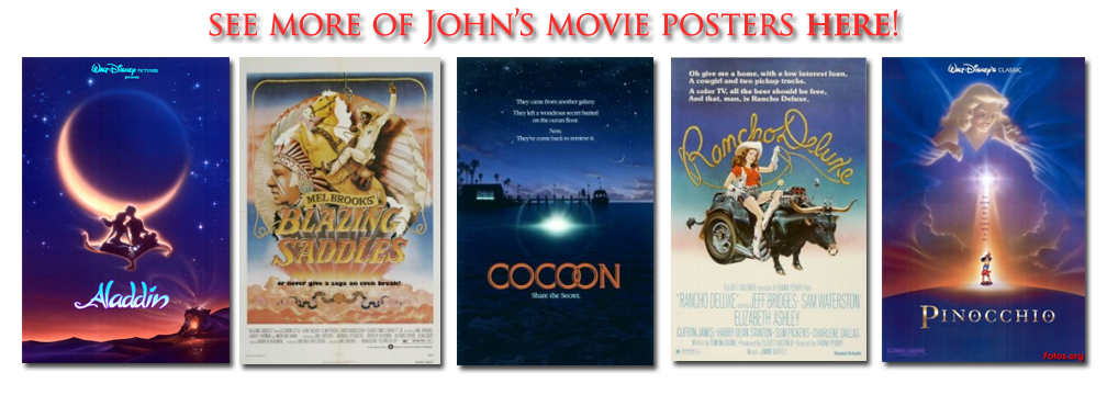See more of John's movie posters