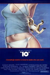 """John Alvin's """"10"""" poster"""