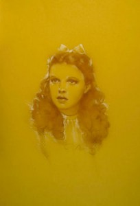 Young Dorothy