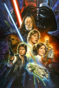 Limited Edition created for Star Wars Celebration IV