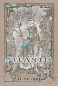 Campaign Campaign Art for Atlantis