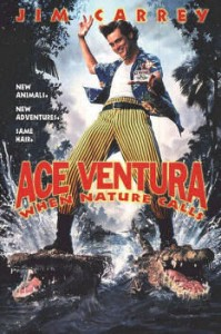 Final Poster of Ace Venture: When Nature Calls