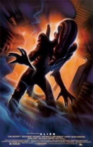 Final Poster for Alien
