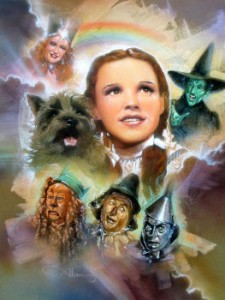 Original Art of The Wizard of Oz
