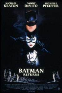 Final Poster for Batman Returns