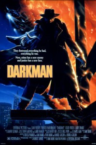 Final Poster of Darkman