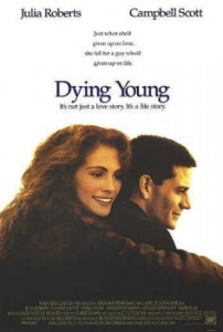 Final Poster of Dying Young