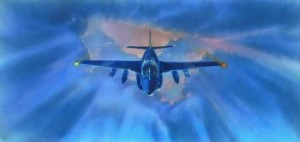 Production Art of Flight of the Intruder