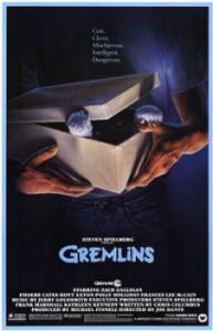 Final Poster of Gremlins