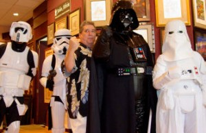 John's Empire: J ohn Alvin with Star Wars Cosplayers