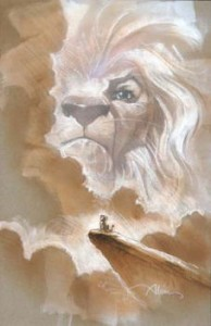 Concept Art of The Lion King