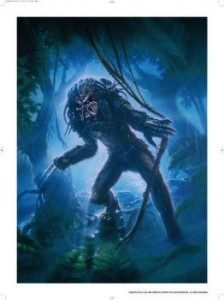 Original Art of Predator