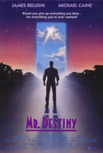 Final Poster of Mr. Destiny