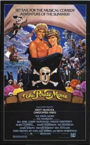 Final Poster of The Pirate Movie