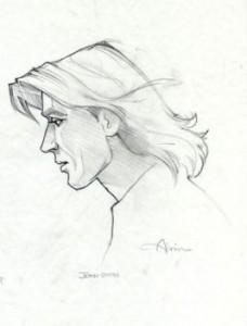 Concept Art of Pocahontas