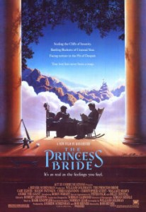 Final Poster of The Princess Bride