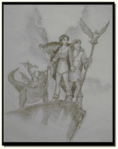 Concept Art for Quest for Camelot