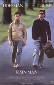 Final Poster of Rain Man