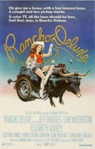Final Poster of Rancho Deluxe