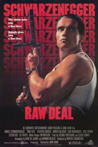 Final Poster of Raw Deal