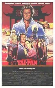 Final Poster of Tai Pan