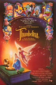Final Poster of Thumbelina