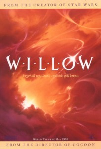 Willow Teaser Poster