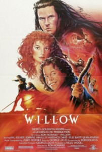 Final Poster of Willow 1st