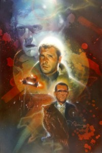 No Choice Pal Blade Runner original artwork