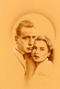Original Art of Casablanca