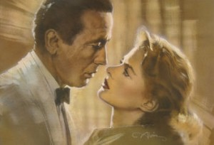 Casablanca romantic study