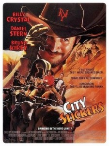 Final Poster of City Slickers