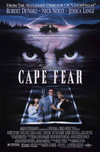 Final Poster of Cape Fear