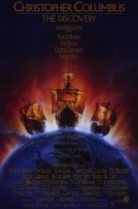 Final Poster of Christopher Columbus: The Discovery