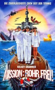 Final Poster of Down Periscope