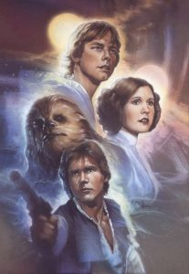 Original Art of Star Wars