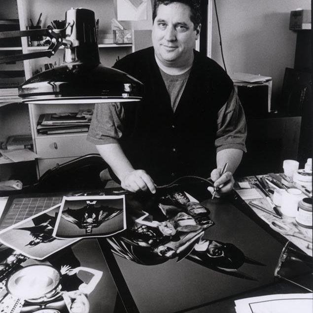 John Working on Batman Forever
